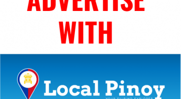 ADVERTISE WITH LOCAL PINOY